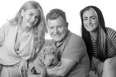 Family Portrait Photography Studio in York