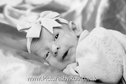 New born photography in york