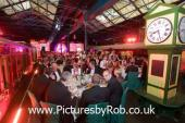 corporate awards event photography at the National Railway Museum