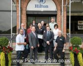 Team Photographs for Hilton Hotels in York