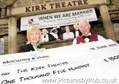 Cheque Presentations Public Relations Photographer York