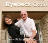 PR Photography in Yorkshire featuring Arlene Phillips