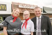 PR Photography in York for McDonalds