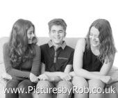 Family Portrait Photography Studio York