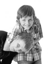 Family Portrait Photographer York Studio