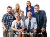 Multi Generation family Portraits