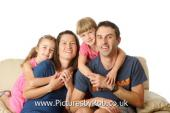 Colour Family Portrait Photographer in York