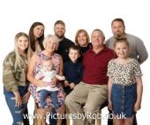 Large Family Group Portrait Photos
