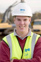 Commercial Portrait Head shots Photography Birse Construction