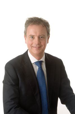 Corporate head and shoulders portrait